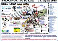 Mapa akce