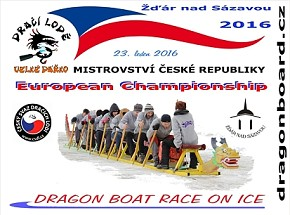 DRAGON BOAT RACE ON ICE 2015